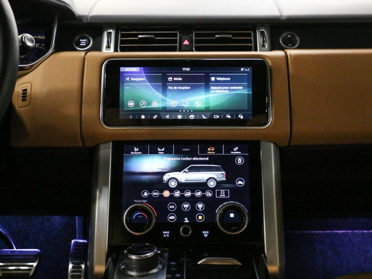 Land Rover Range Rover RANGE ROVER IV (2) 3.0 P400 SI6 AUTOBIOGRAPHY SWB Noir Métallisé - 45