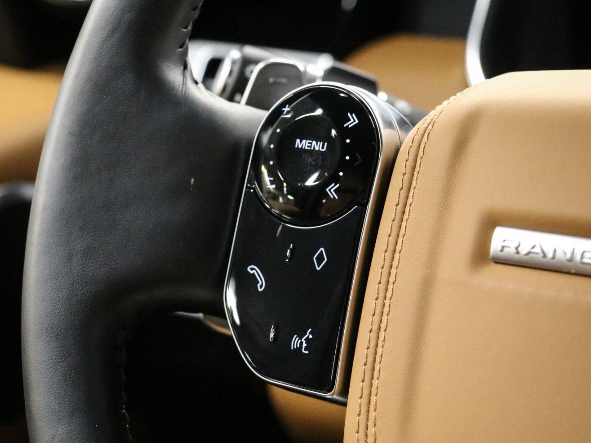 Land Rover Range Rover RANGE ROVER IV (2) 3.0 P400 SI6 AUTOBIOGRAPHY SWB Noir Métallisé - 48