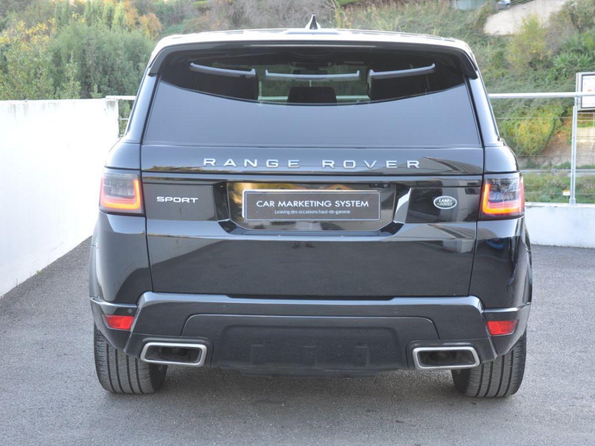 Land Rover Range Rover Sport II (2) 3.0 SDV6 306ch HSE Dynamic Noir - 5