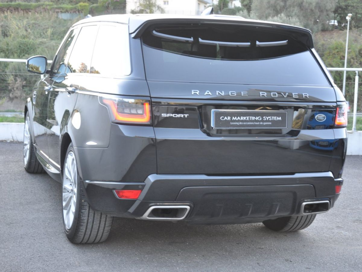 Land Rover Range Rover Sport II (2) 3.0 SDV6 306ch HSE Dynamic Noir - 6