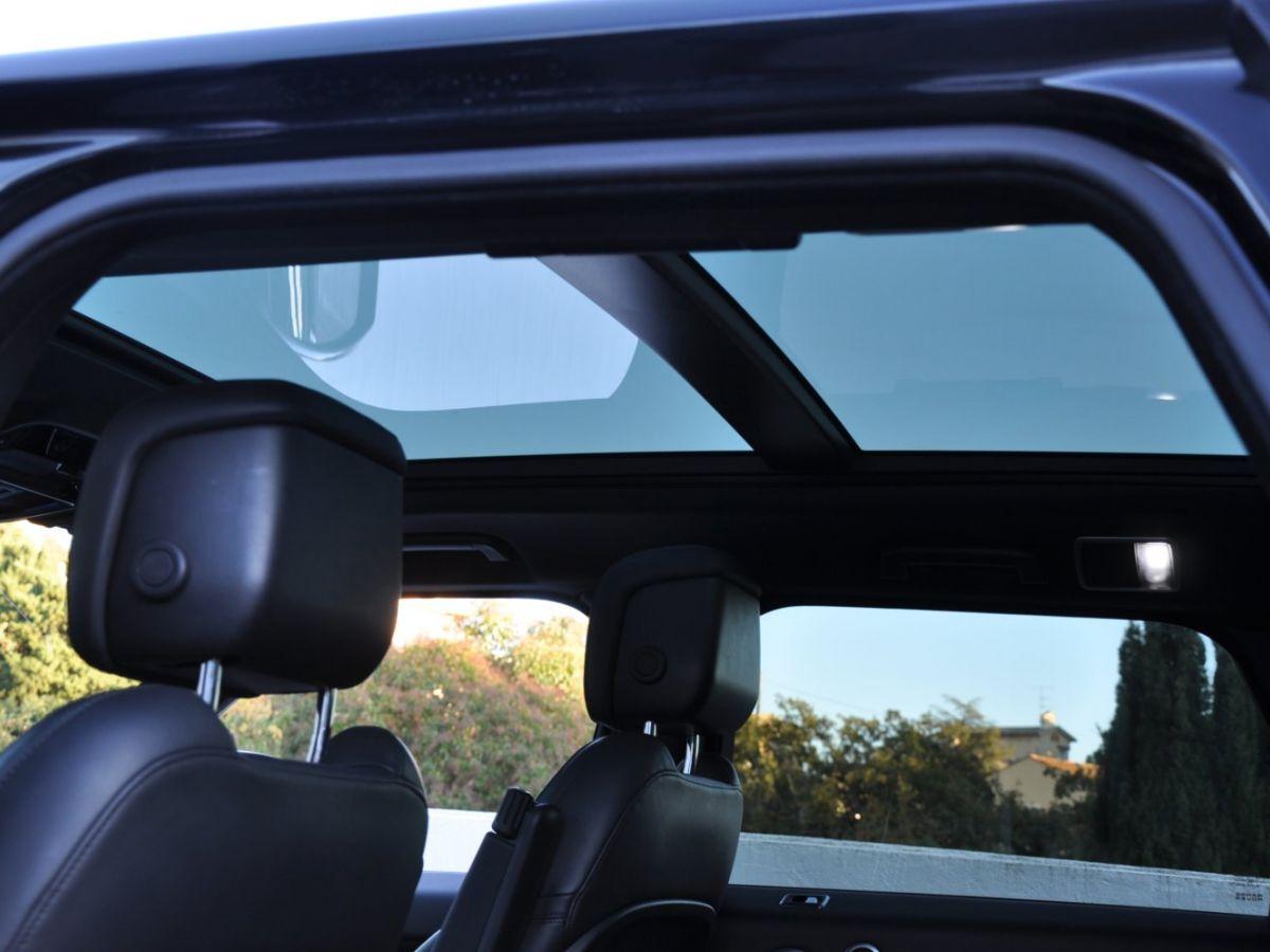 Land Rover Range Rover Sport II (2) 3.0 SDV6 306ch HSE Dynamic Noir - 11
