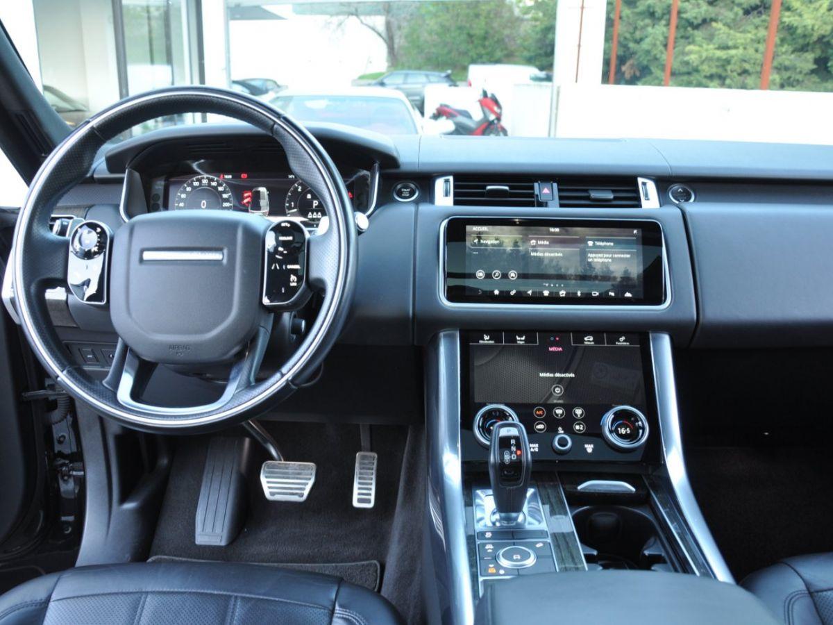 Land Rover Range Rover Sport II (2) 3.0 SDV6 306ch HSE Dynamic Noir - 13