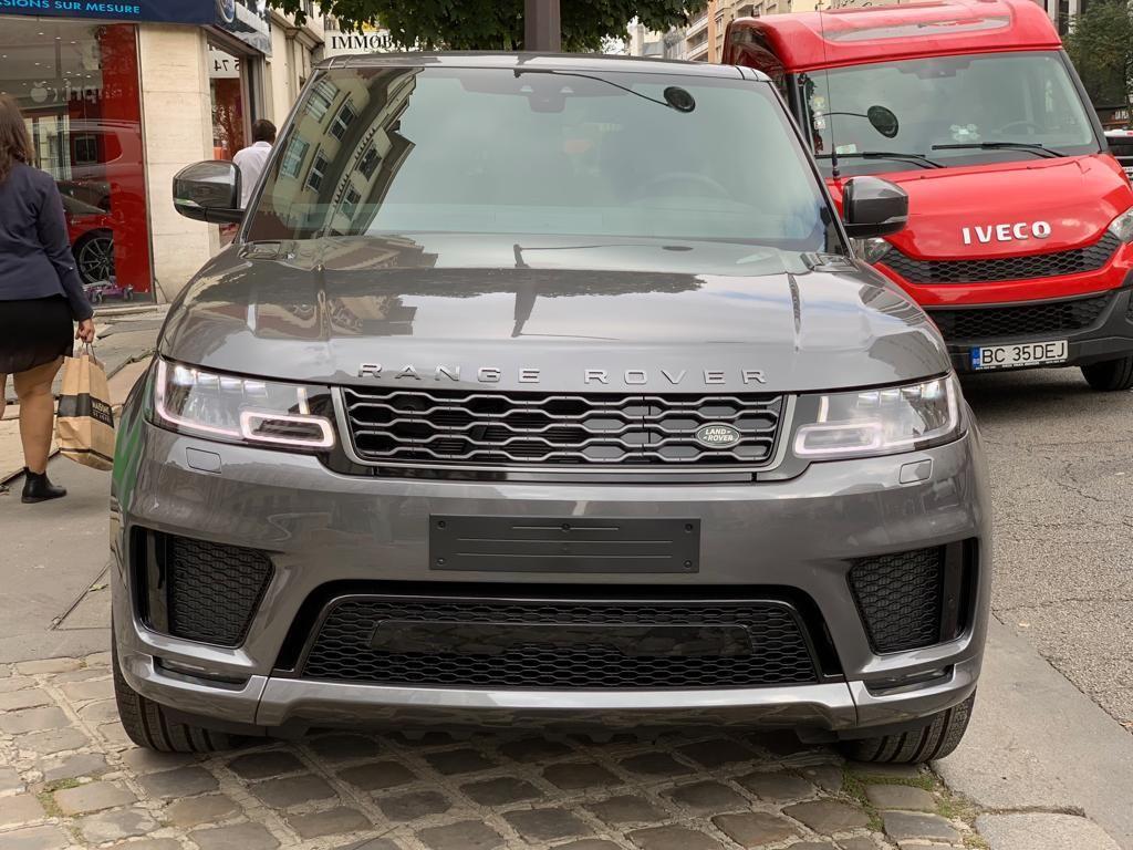 Land Rover Range Rover Sport Mark VI P400e PHEV 2.0L 404ch HSE Dynamic Gris Métallisé - 5
