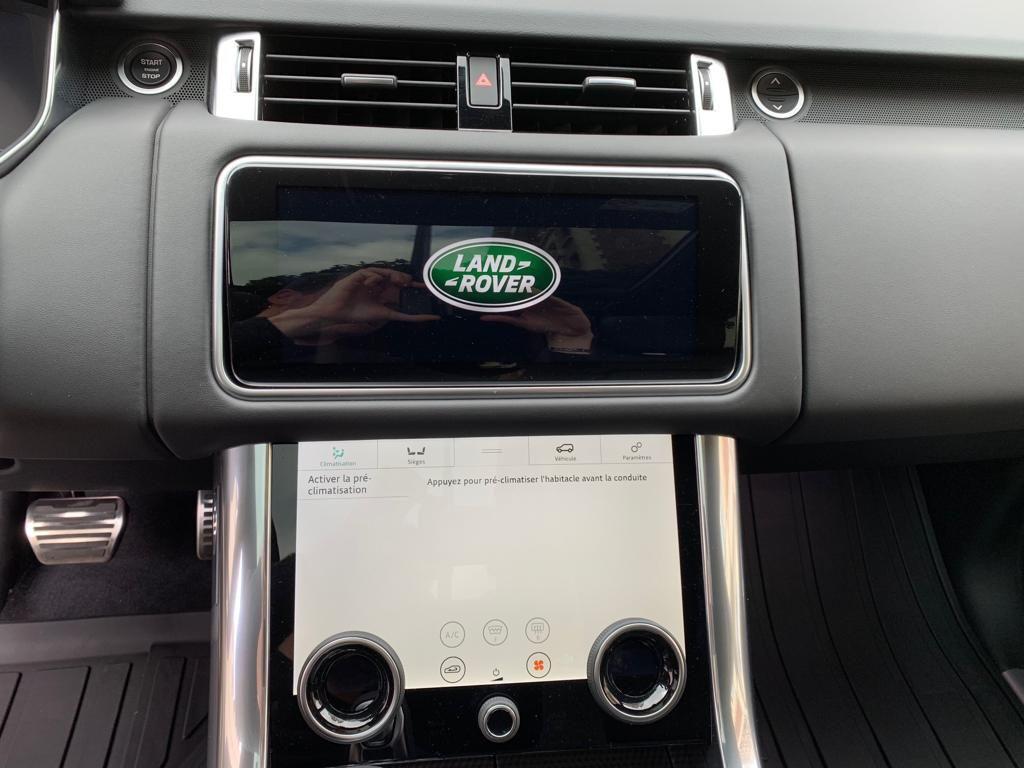 Land Rover Range Rover Sport Mark VI P400e PHEV 2.0L 404ch HSE Dynamic Gris Métallisé - 6