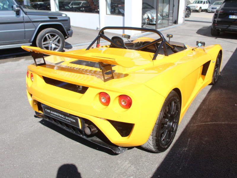 Lotus 2 Eleven 211 Jaune - 5