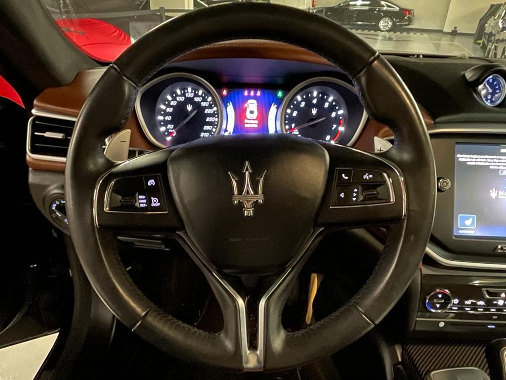 Maserati Ghibli MASERATI GHIBLI 3.0 V6 S Q4 Noir Métallisé - 9