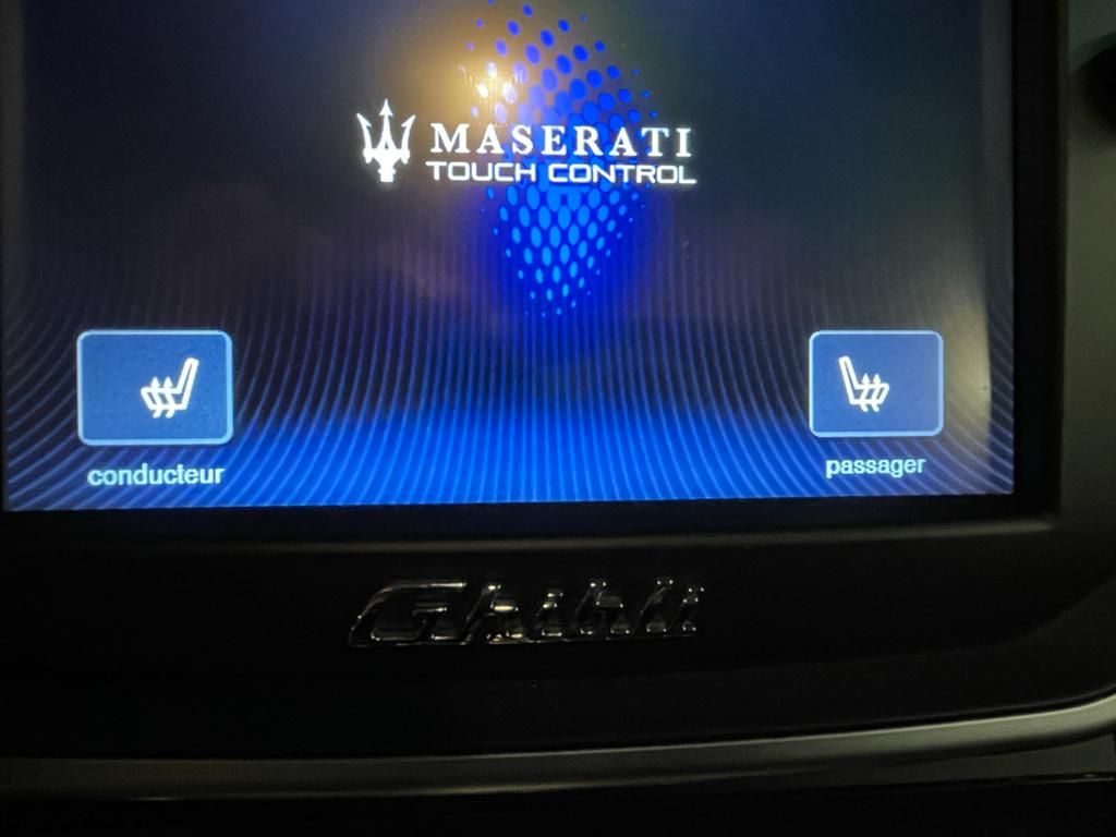 Maserati Ghibli MASERATI GHIBLI 3.0 V6 S Q4 Noir Métallisé - 19