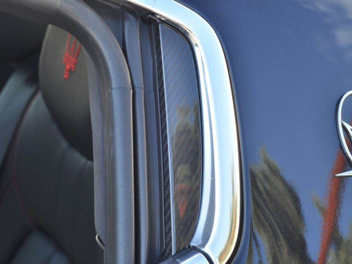 Maserati Ghibli SQ4 410CV Noir - 18