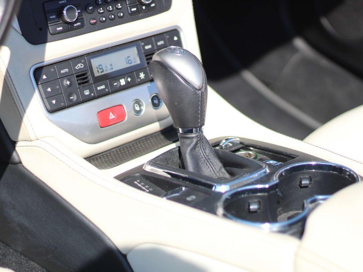 Maserati Grancabrio 4.7 V8 450 Sport BVA Gris Foncé - 15