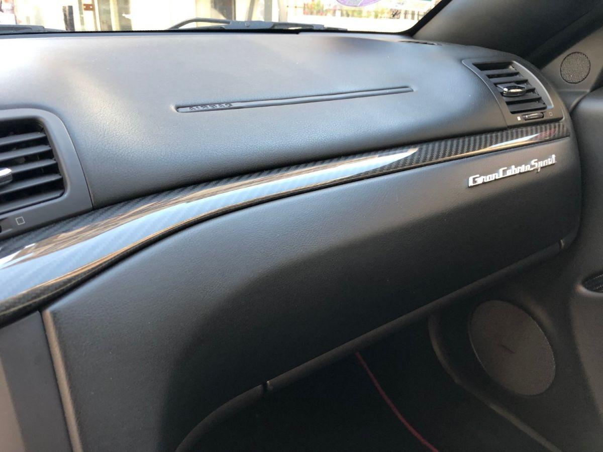 Maserati Grancabrio 4.7 V8 Sport Auto Rouge - 17