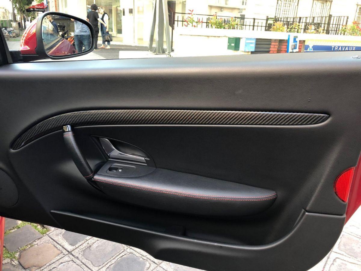 Maserati Grancabrio 4.7 V8 Sport Auto Rouge - 9