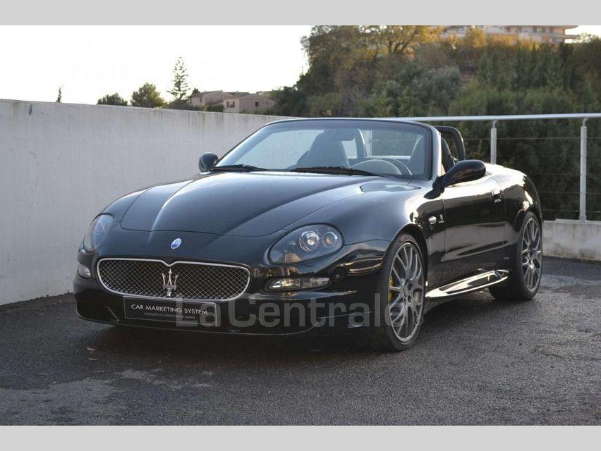 Maserati Gransport 4.2 V8 400 BVA Noir - 1