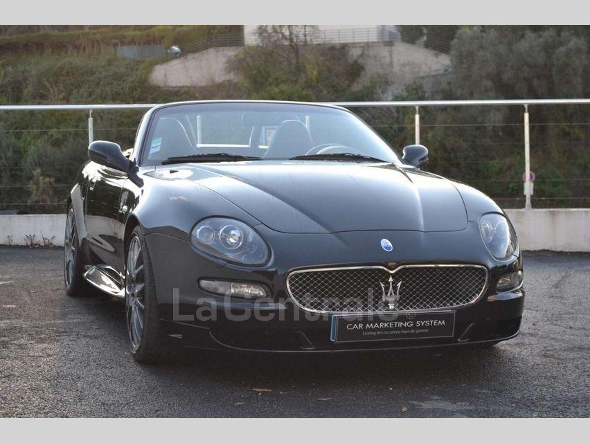 Maserati Gransport 4.2 V8 400 BVA Noir - 2