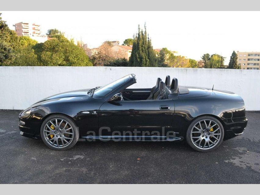 Maserati Gransport 4.2 V8 400 BVA Noir - 3