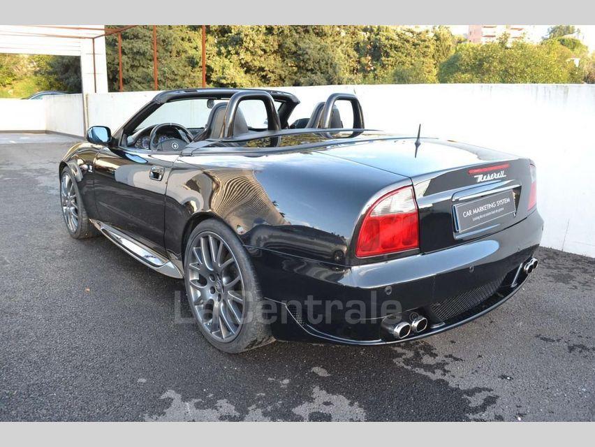 Maserati Gransport 4.2 V8 400 BVA Noir - 4