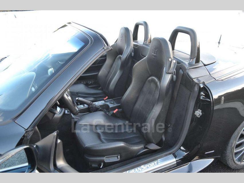 Maserati Gransport 4.2 V8 400 BVA Noir - 13