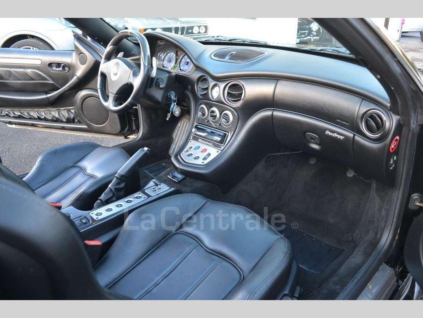 Maserati Gransport 4.2 V8 400 BVA Noir - 15