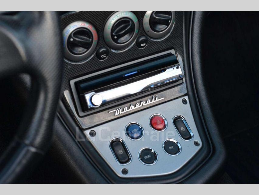 Maserati Gransport 4.2 V8 400 BVA Noir - 20