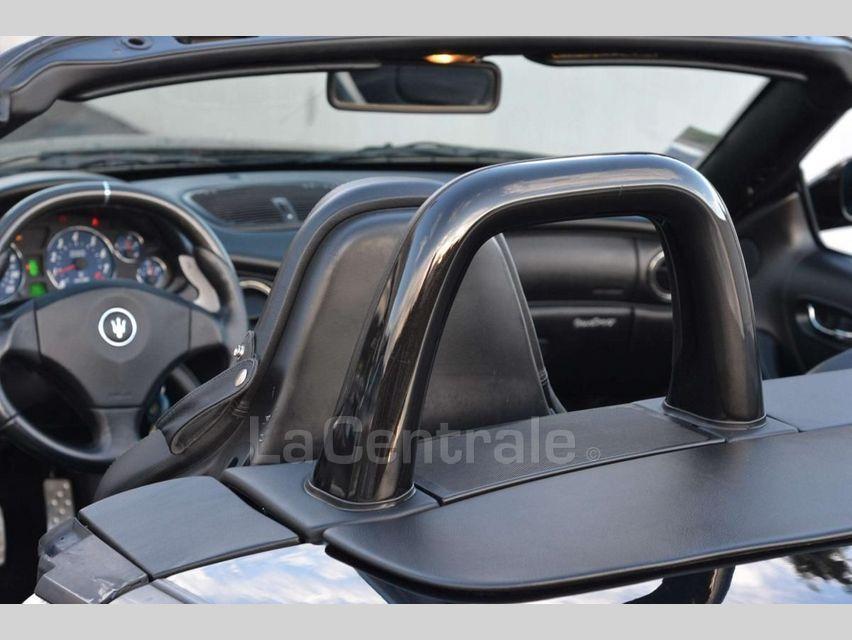 Maserati Gransport 4.2 V8 400 BVA Noir - 24