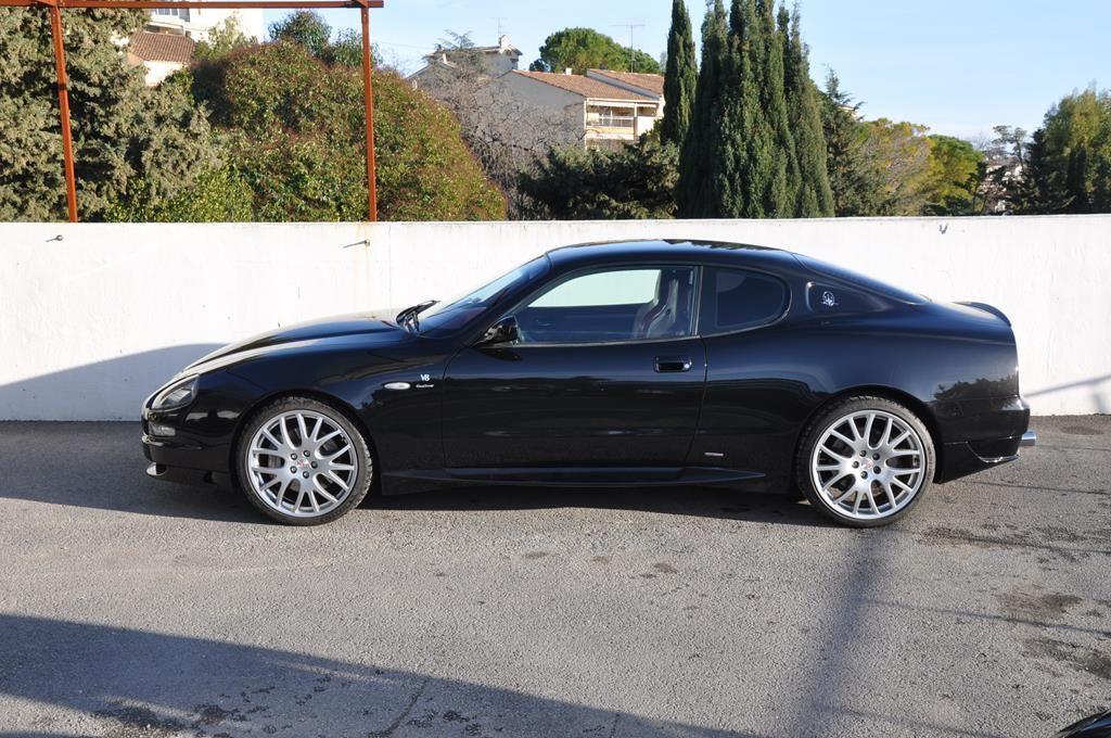 Maserati Gransport 4.3 V8 400 SENSONIC Noir métal - 3