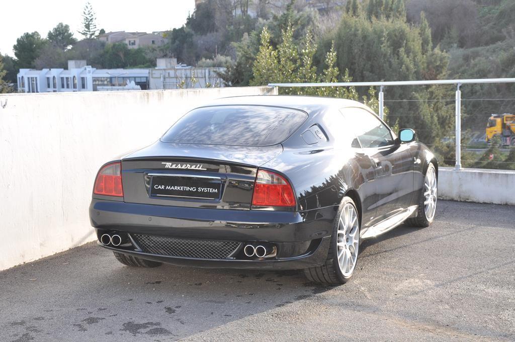 Maserati Gransport 4.3 V8 400 SENSONIC Noir métal - 4