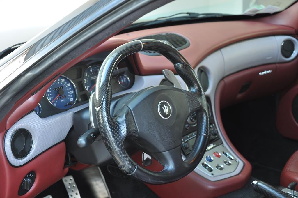 Maserati Gransport 4.3 V8 400 SENSONIC Noir métal - 8