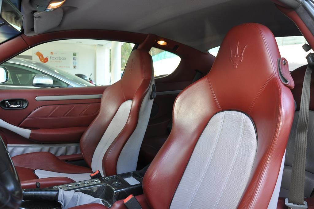 Maserati Gransport 4.3 V8 400 SENSONIC Noir métal - 9