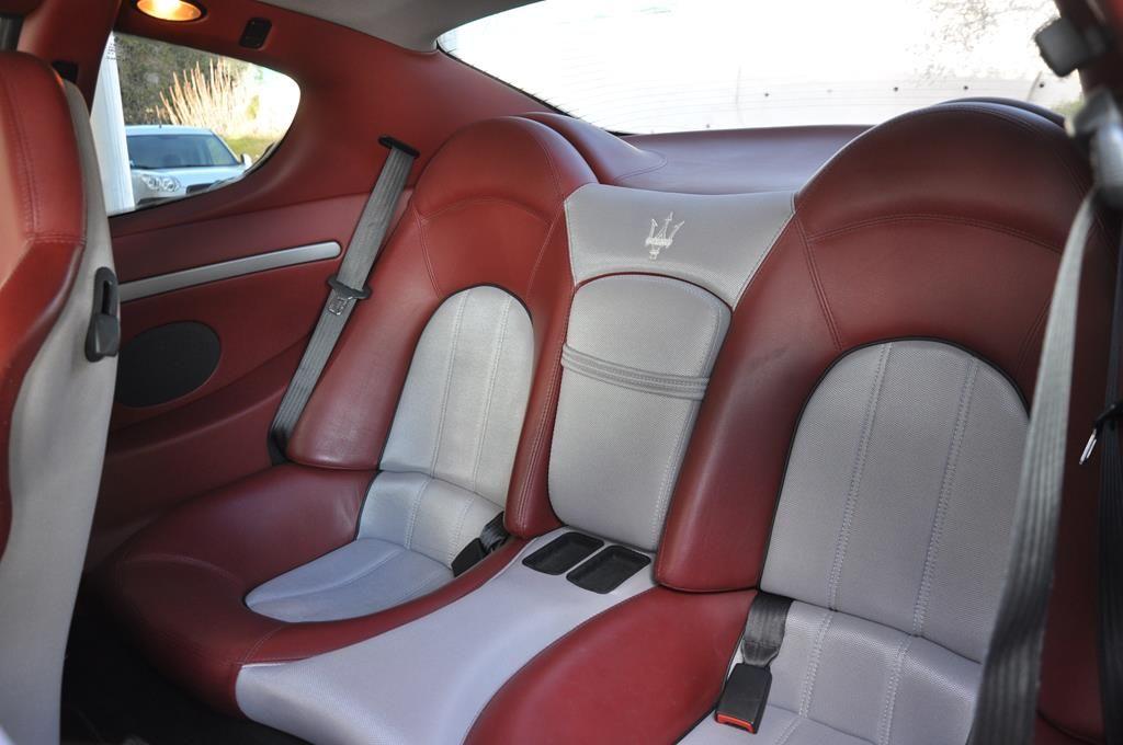 Maserati Gransport 4.3 V8 400 SENSONIC Noir métal - 10