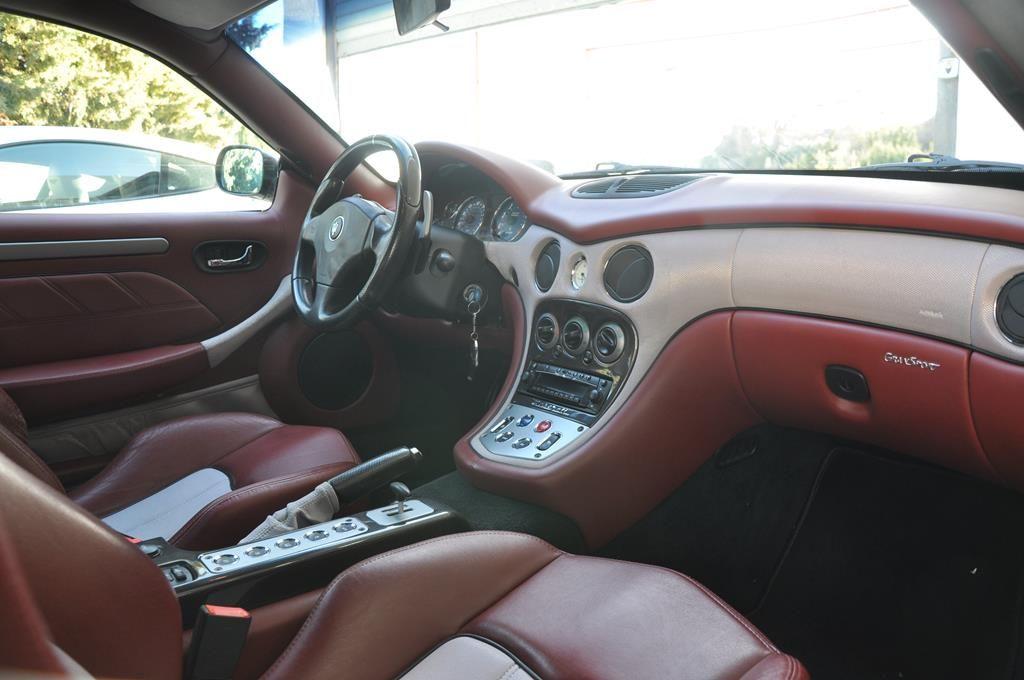 Maserati Gransport 4.3 V8 400 SENSONIC Noir métal - 11