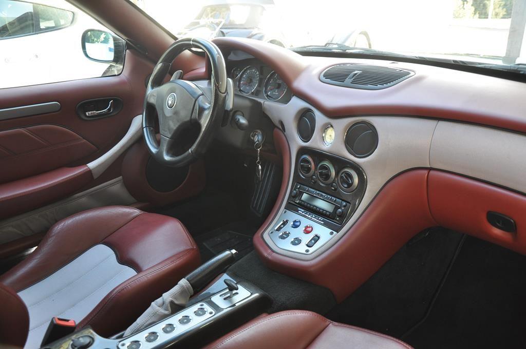 Maserati Gransport 4.3 V8 400 SENSONIC Noir métal - 12
