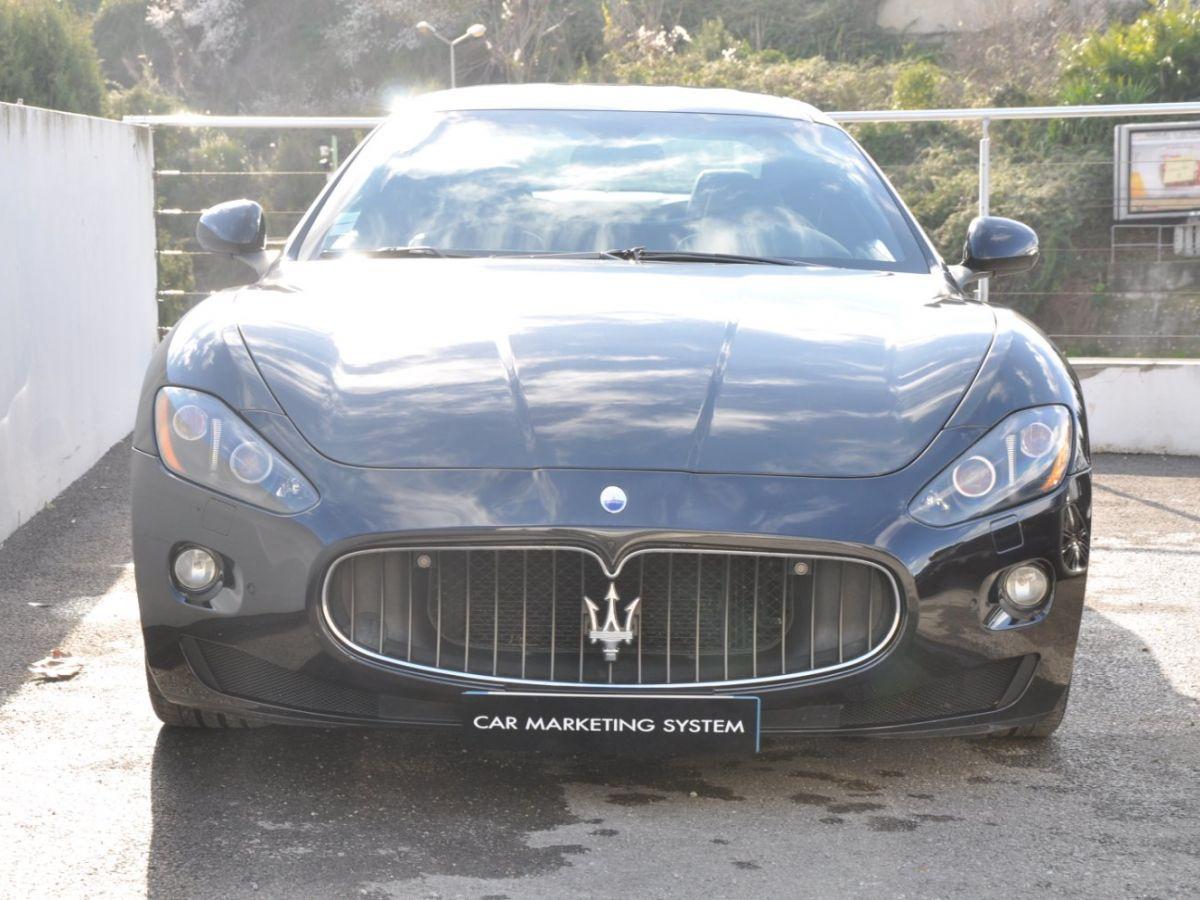 Maserati GranTurismo 4.7 S BVR Noir - 2