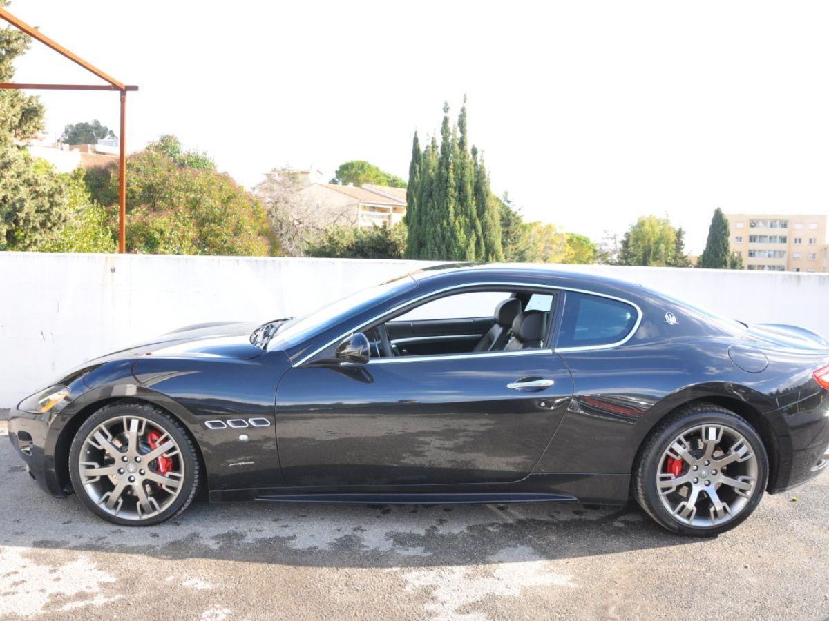 Maserati GranTurismo 4.7 S BVR Noir - 4