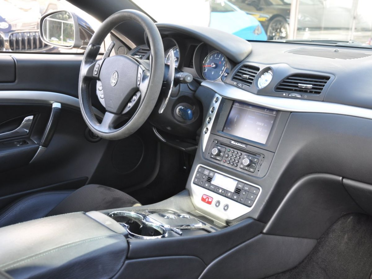 Maserati GranTurismo 4.7 S BVR Noir - 13