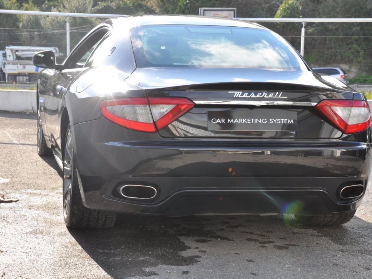 Maserati GranTurismo 4.7 S BVR Noir - 7