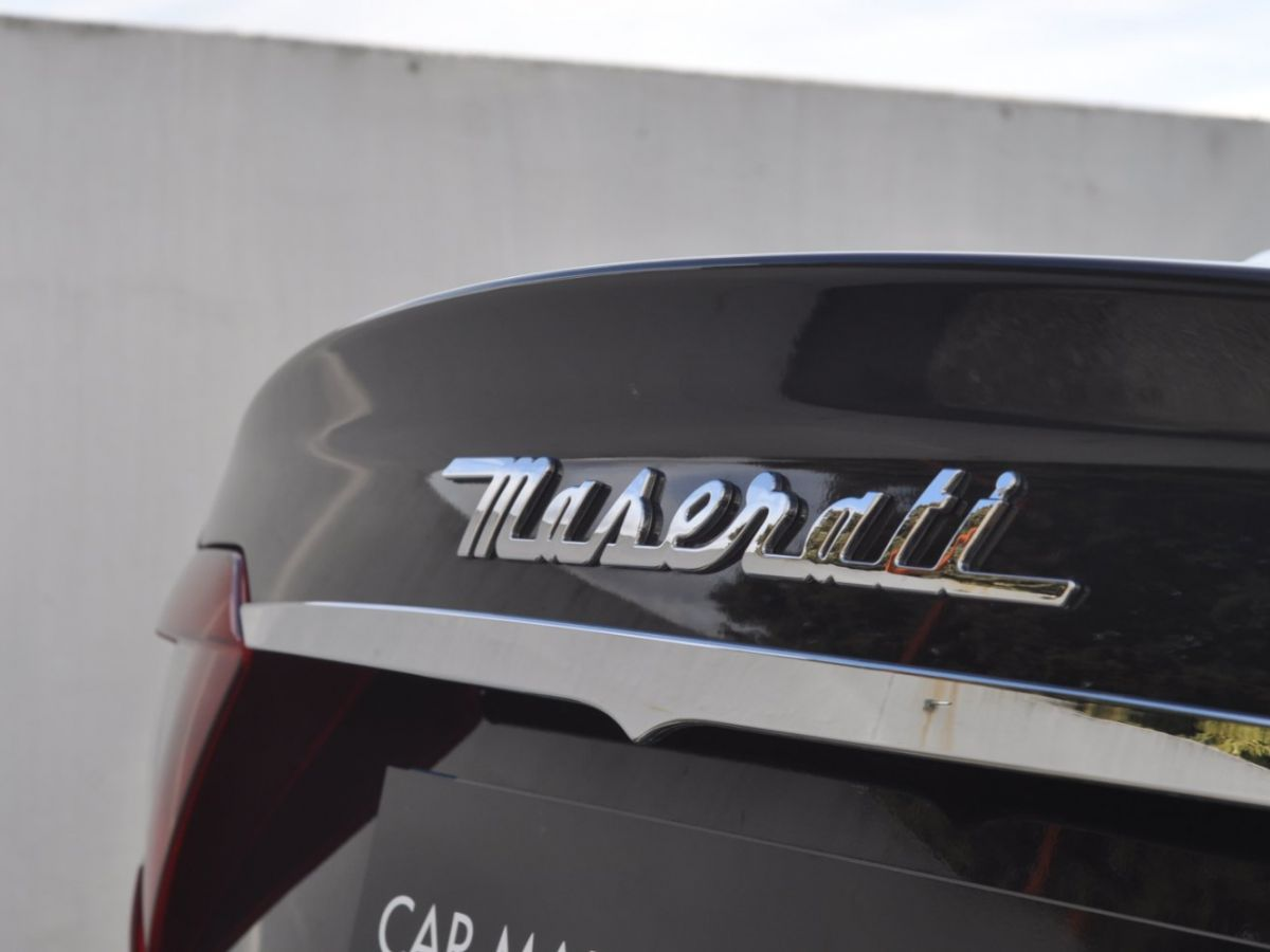 Maserati GranTurismo 4.7 S BVR Noir - 14