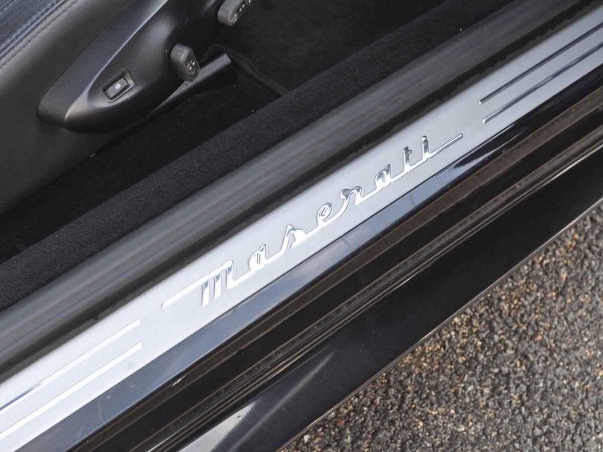 Maserati GranTurismo 4.7 S BVR Noir - 17