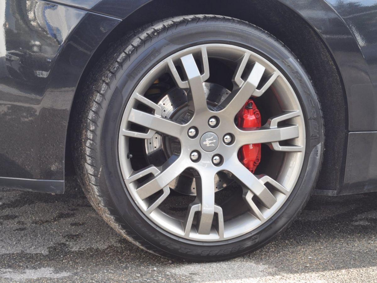 Maserati GranTurismo 4.7 S BVR Noir - 33