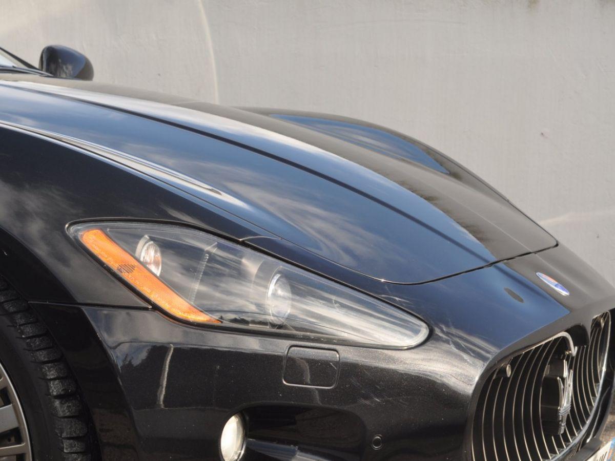 Maserati GranTurismo 4.7 S BVR Noir - 34