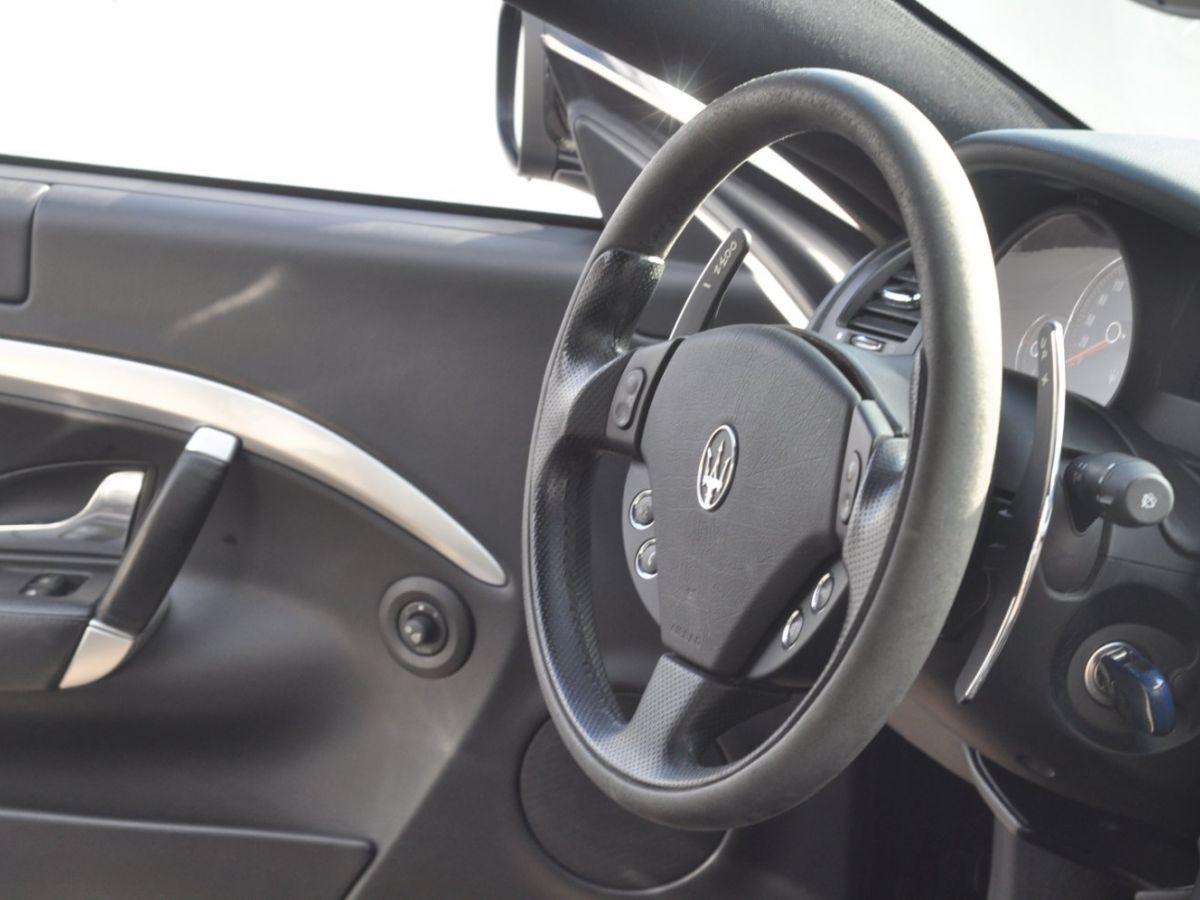 Maserati GranTurismo 4.7 S BVR Noir - 35
