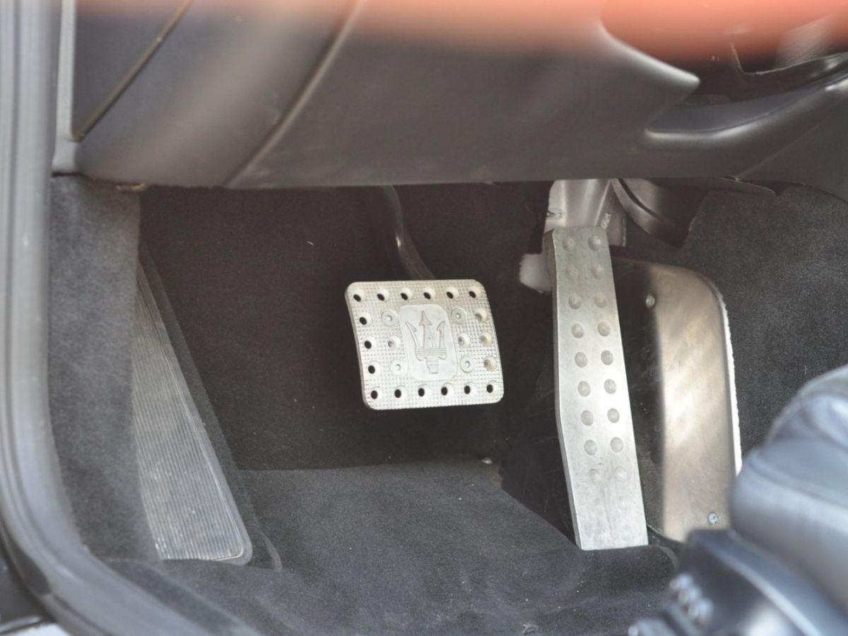 Maserati GranTurismo 4.7 S BVR Noir - 36