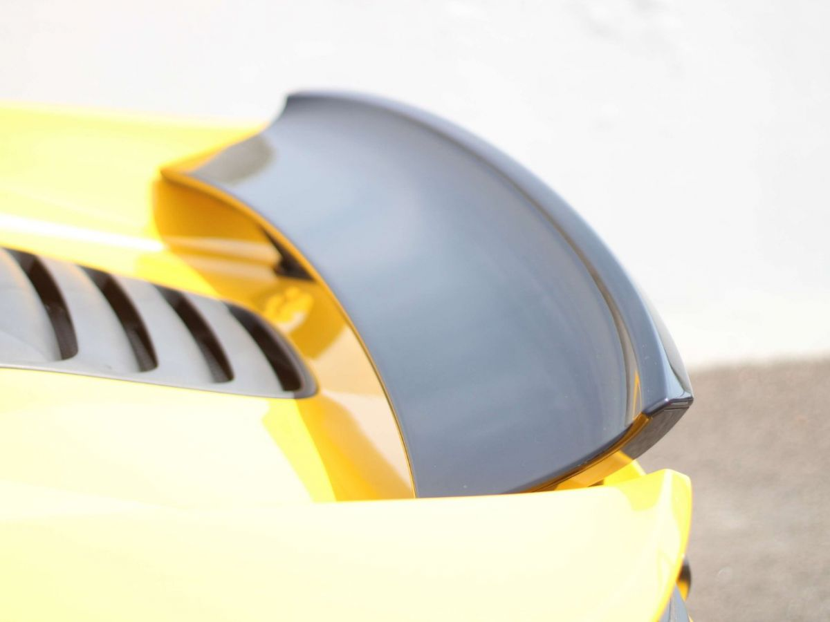 McLaren MP4-12C SPIDER 3.8 V8 TWIN-TURBO 625 Jaune - 16