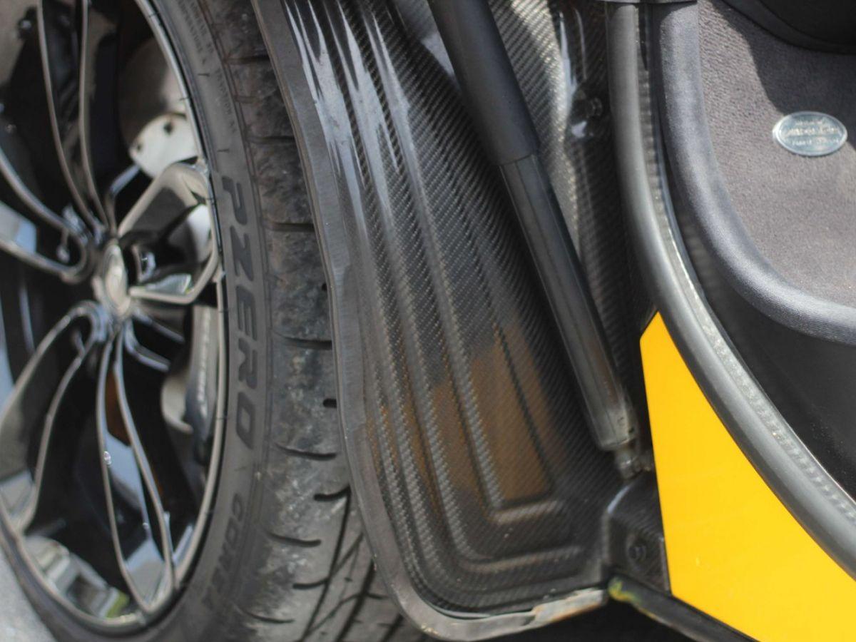 McLaren MP4-12C SPIDER 3.8 V8 TWIN-TURBO 625 Jaune - 20