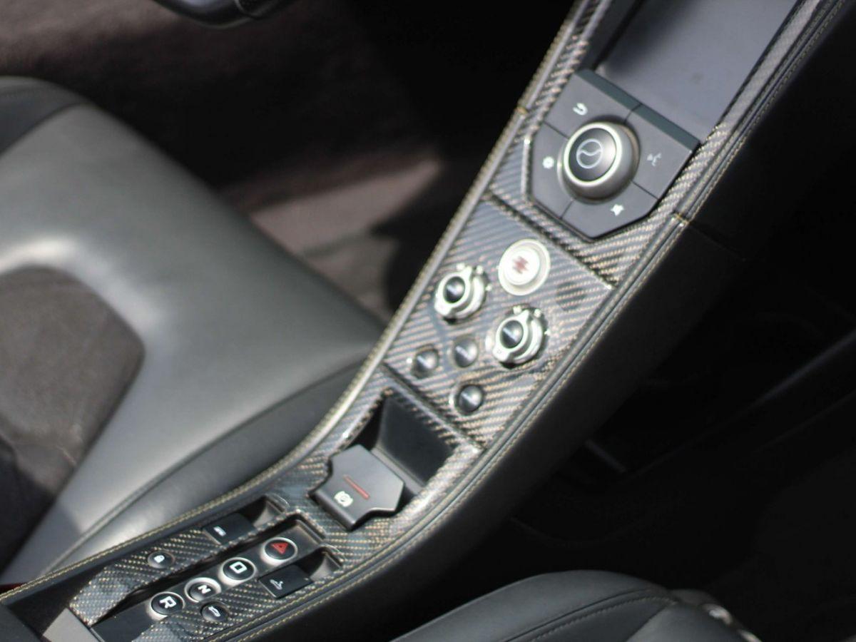 McLaren MP4-12C SPIDER 3.8 V8 TWIN-TURBO 625 Jaune - 33