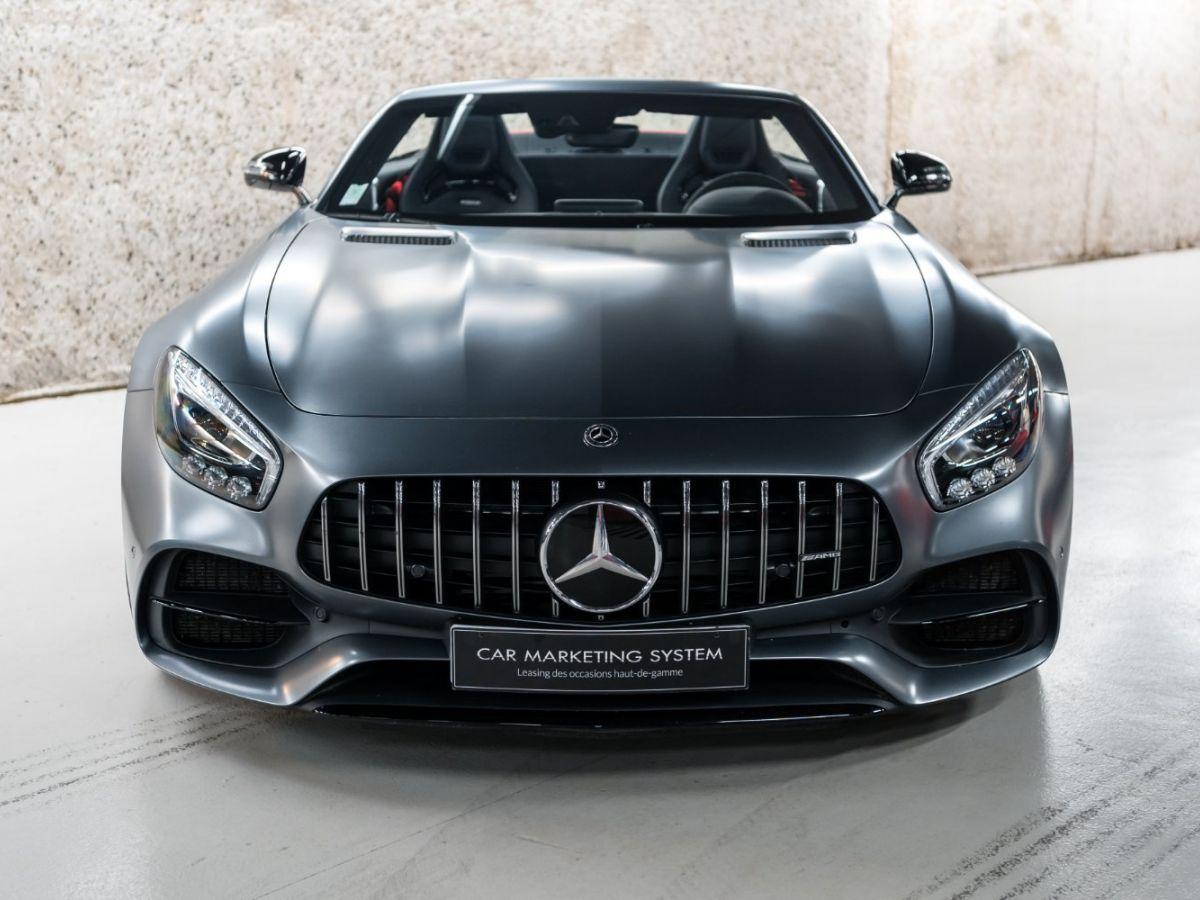Mercedes AMG GT ROADSTER 4.0 V8 C SPEEDSHIFT 7 Gris Mat - 5
