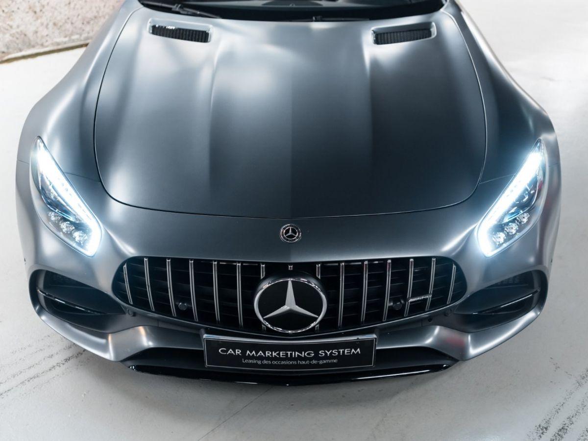 Mercedes AMG GT ROADSTER 4.0 V8 C SPEEDSHIFT 7 Gris Mat - 6
