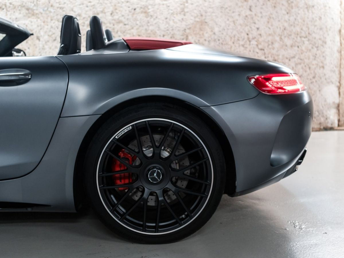 Mercedes AMG GT ROADSTER 4.0 V8 C SPEEDSHIFT 7 Gris Mat - 7