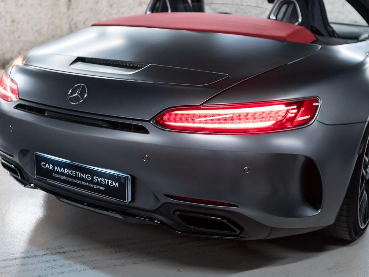 Mercedes AMG GT ROADSTER 4.0 V8 C SPEEDSHIFT 7 Gris Mat - 17