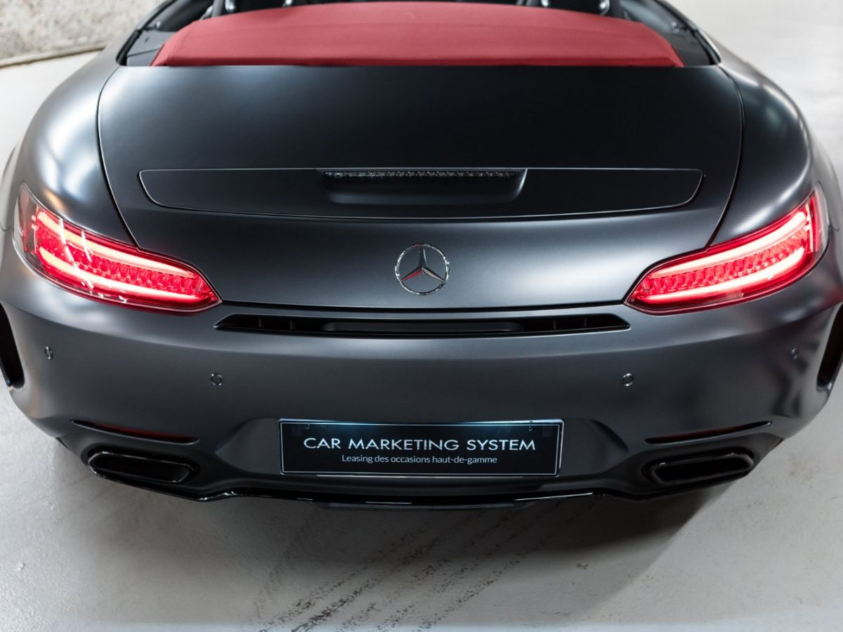 Mercedes AMG GT ROADSTER 4.0 V8 C SPEEDSHIFT 7 Gris Mat - 22