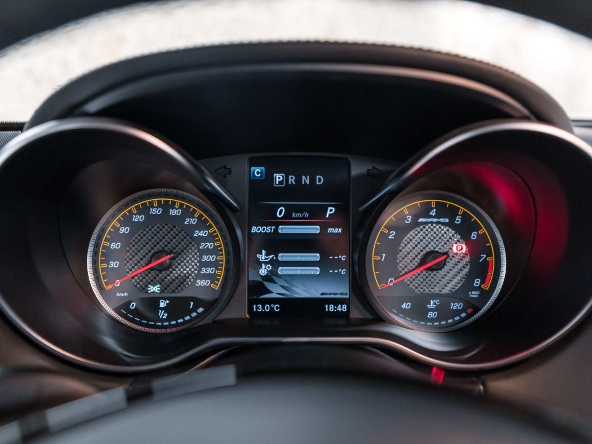 Mercedes AMG GT ROADSTER 4.0 V8 C SPEEDSHIFT 7 Gris Mat - 30