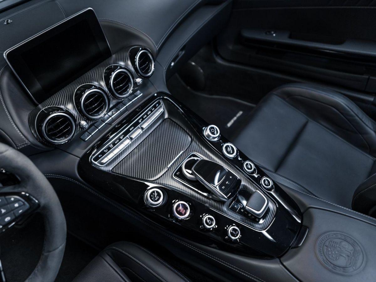Mercedes AMG GT ROADSTER 4.0 V8 C SPEEDSHIFT 7 Gris Mat - 31